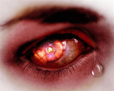 imagenes ojos llorando sangre imagenes de dolor