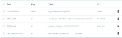 domain  system adding  cname  txt dns records