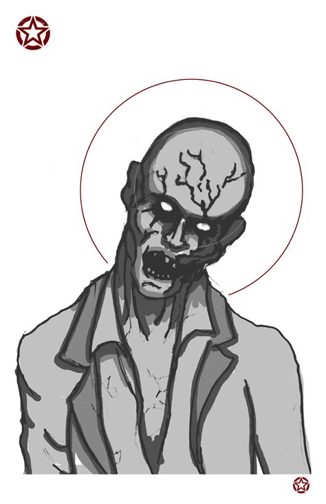 free printable shooting targets zombie 9 best images of printable zombie targets pdf zombie bb