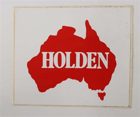 holden stickers holden australia sticker decal sticker gift idea cave
