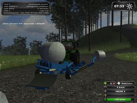 How To Make Wicks For Ls by Ls 2011 G 246 Weil Wickelmaschine V 1 0 Pressen Mod F 252 R