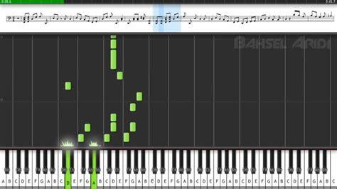 piano theme for google chrome tobuscus theme song piano tutorial w sheet music youtube