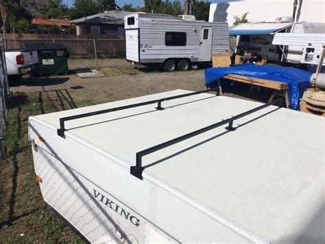 pop up roof rack adjustable trailer roof racks cing pop up tent