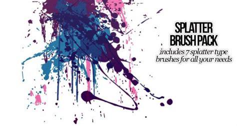 brushes photoshop splatter photoshop brushes 520 brushking