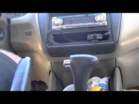 honda accord keyless entry fob program diy youtube