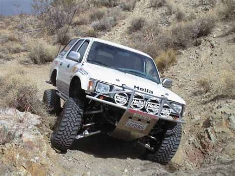 Toyota Road Truck Toyota Truck Of The Month March 2000 Toyota 4x4