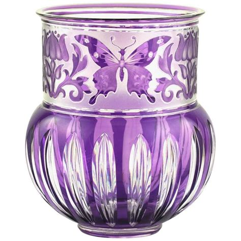 Val St Lambert Vase by Val St Lambert Nouveau Vase At 1stdibs