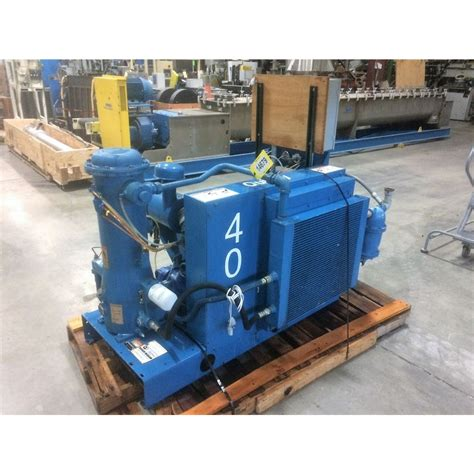 hp quincy rotary screw air compressor qsb series