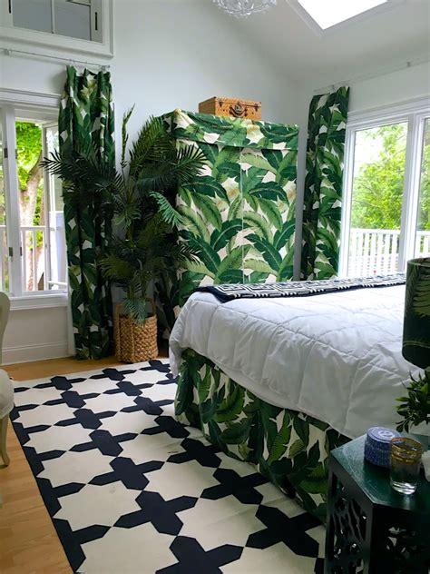 tropical bedroom cococozy - Tropical Bedroom