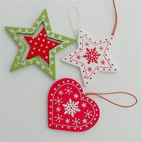 christmas handmade paper craft decorations family