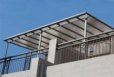 Aluminium Terrasse by Carport Toit Terrasse En Aluminium 4x3 M Abrirama Tt3042al