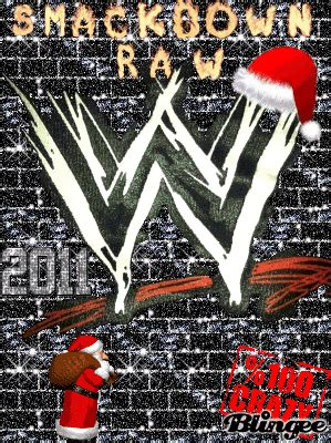 wwe merry christmas picture  blingeecom