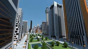 Modern City Cre Ono City A Modern City In Minecraft Maps Mapping And Modding Java Edition