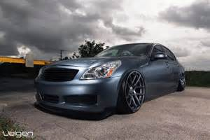 Infiniti G35 Wheels Infiniti G35 Sedan Velgen Wheels Vmb5 Matte Gunmetal