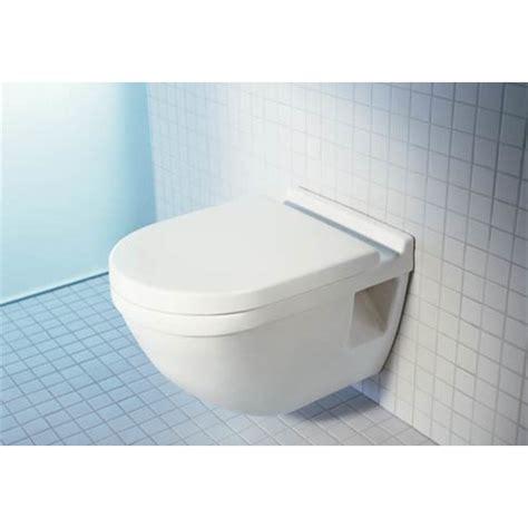 duravit stark 3 toilet duravit starck 3 cuvette murale 224 fond creux compact blanc