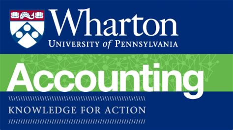 Wharton Mba Accounting Classes by The Wharton Foundation Series Coursera
