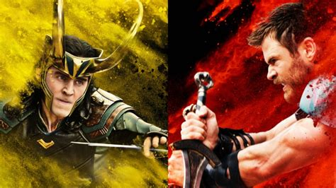 thor ragnarok film loki thor and loki share a brotherly moment in ragnarok clip