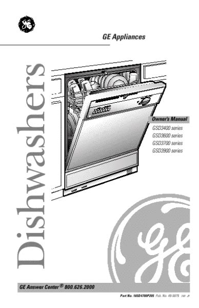 ge power 3 parts diagram ge power 3 dishwasher manual service free service