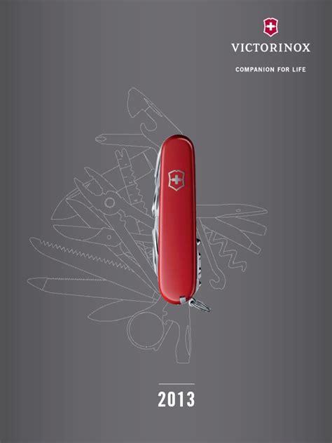 victorinox knife catalog victorinox catalogue 2013 knife cutting