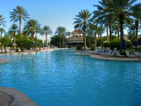 Marriott Background Check Resort Pool With Waterside Cafe In Background Picture Of