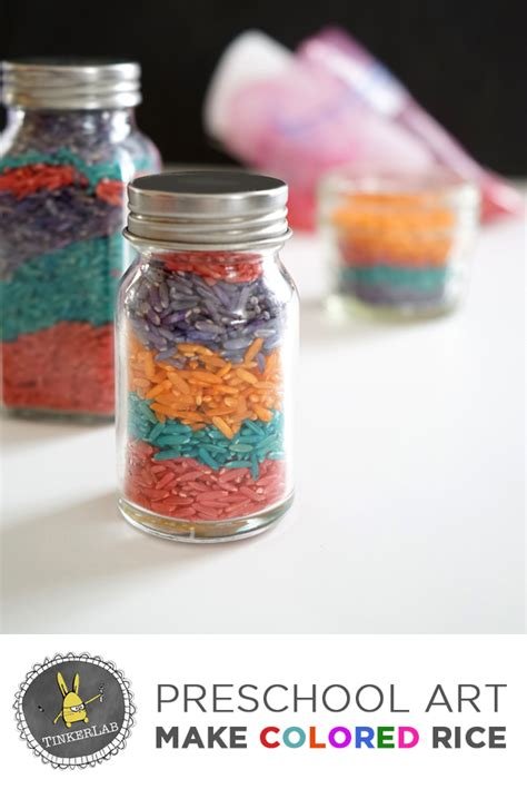 how to make colored rice preschool make colored rice tinkerlab