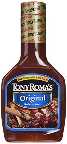 Tony Romas Carolina Honeys Bbq Saucebarbecue Sauce compare price to tony romas bbq tragerlaw biz