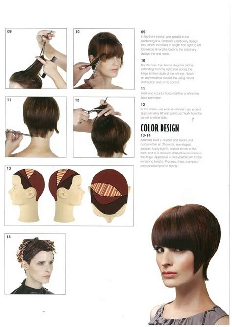 libro color workshop a step by step 17 best images about haircuts step by step on bobs cosmetology and tes