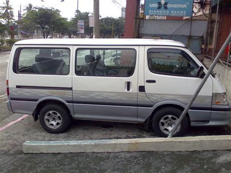 Toyota Hiace Second For Sale Philippines Toyota Hiace 2 0 Gl Grandia For Sale From Manila
