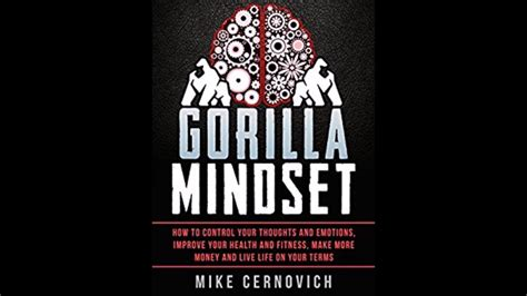 Pdf Gorilla Mindset Mike Cernovich by Mike Cernovich Gorilla Mindset Audio Book