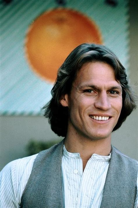 actor michael beck favorite hunks other things blast from the past