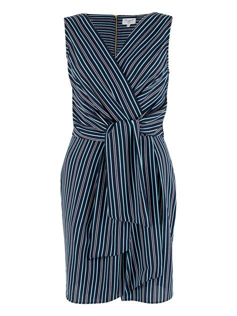navy stripe womens dress house of fraser