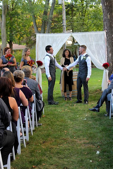 Wedding Ceremony Flow chicago il same marriage officiant and celebrant