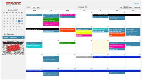 make an event calendar free 15 free editorial event calendar plugins