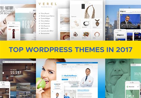 themes wordpress 2017 top wordpress themes in 2017 graphicsfuel