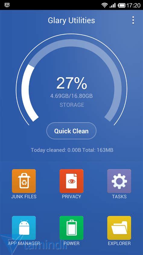 glary utilities for android glary utilities indir android i 231 in sistem temizleme uygulaması mobil tamindir