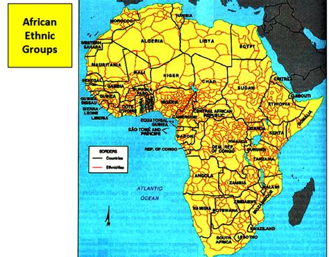 number of ethnic groups in africa big