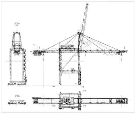 rubber sts ta crane design of sts rmg rtg mhc for italian and foreign