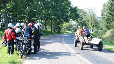 Motorrad Reisen Ins Baltikum by Mit Dem Motorrad Durchs Baltikum Tipps Vom Experten