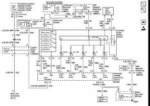 1999 chevy silverado wiring diagram