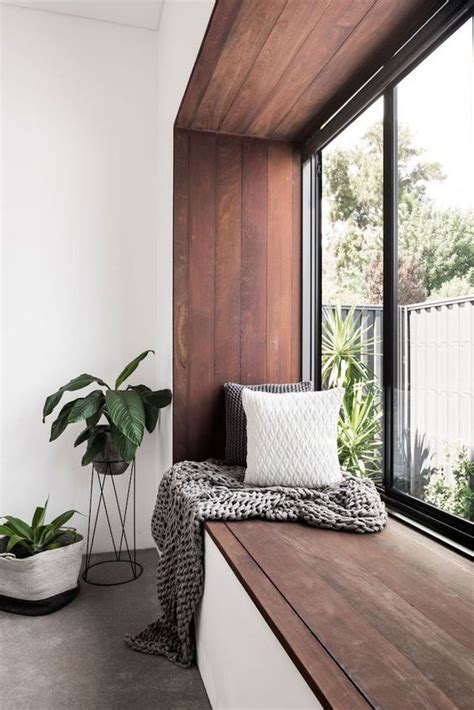 comfy windowsill daybeds  seats shelterness