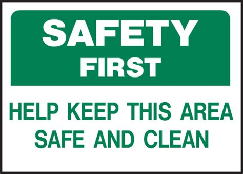 free printable keep area clean signs the groundup stores