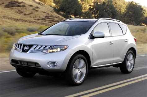 nissan murano recall 2 983 nissan muranos and rogues recalled for faulty tire