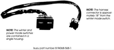 1994 isuzu trooper transmission not shifting automatically my