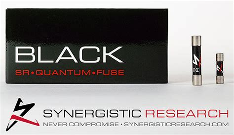 Synergistic Research 5 X 20mm Sr 20 Quantum 315a hi fi tuning supreme fuse 32mm x 6 3mm fuse 2 5a t