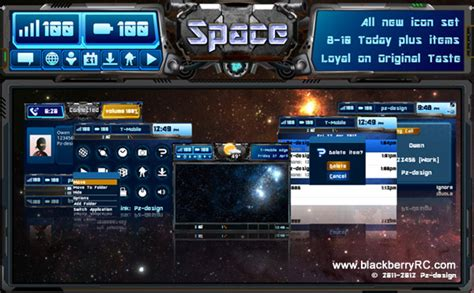 themes blackberry os 7 1 the space themes update to os7 0 themes free blackberry