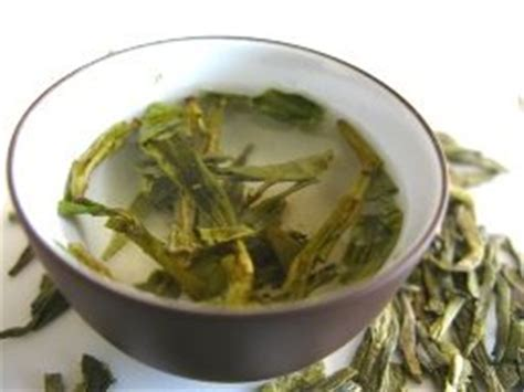 Teh Longjing longjing tea the tea of emperors