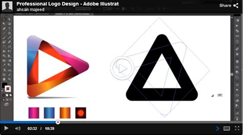 adobe illustrator cs6 how to make a logo professional logo design adobe illustrator cs6 playr