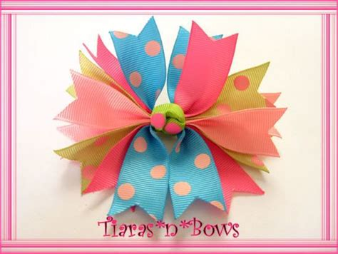 free hairbow instructions hair bow instruction how to make pom pom hair bows