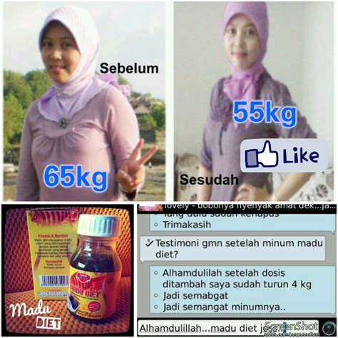 madu diet ath thoifah pelangsing herbal yang uh di