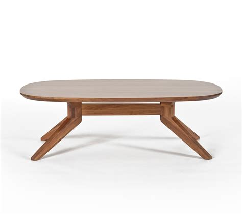 Cross Coffee Table Cross Oval Coffee Table By Matthew Furniture